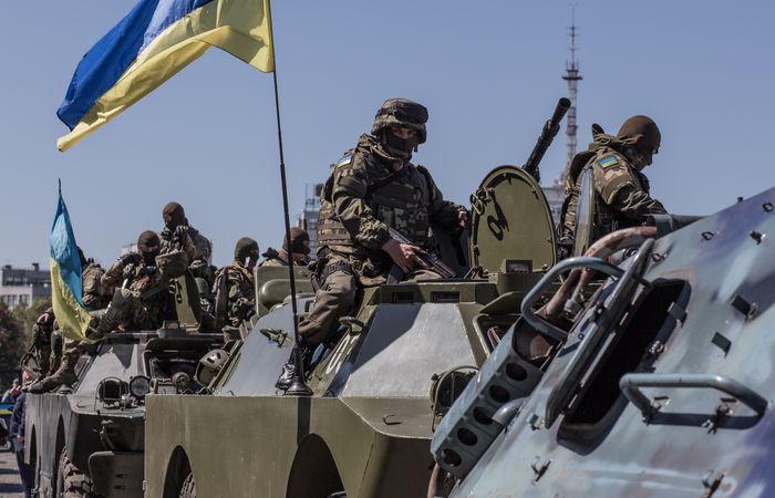 Хакеры рассекретили военный бюджет Киева