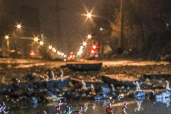 Война из-за ям на дорогах: солдаты устроили перестрелку