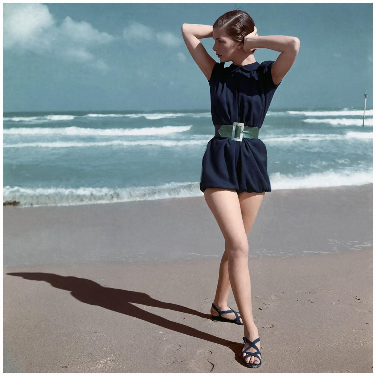 Мода 1940-х: лучшие снимки из журнала Vogue