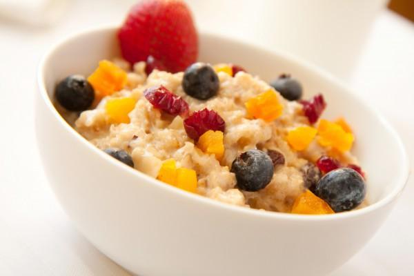 Постная каша на завтрак: Три вкусные идеи