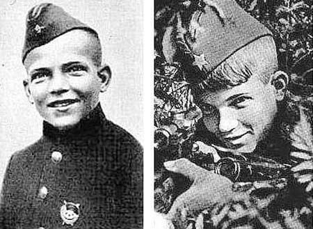 Как 16-летний юный воин истребил 179 немецких солдат
