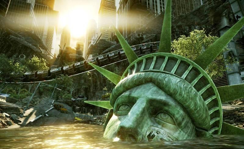 Пророк Том Декард об ужасной судьбе США
