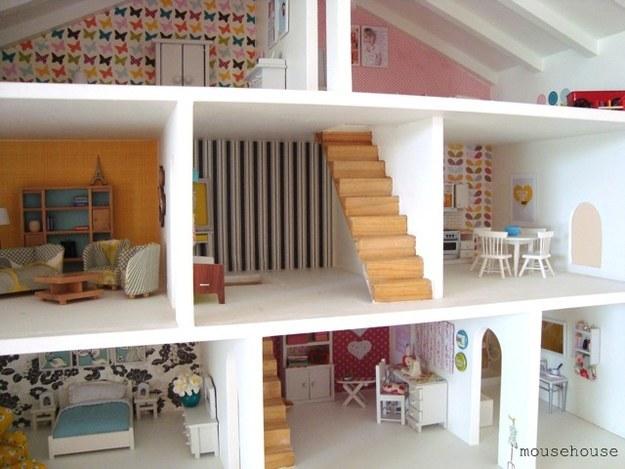 Кукольные домики, которые стоят как настоящие