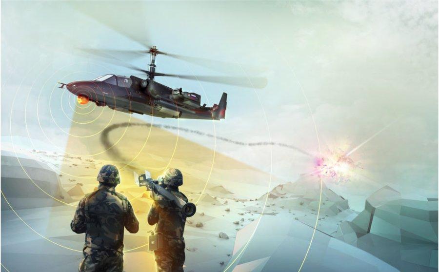 Новейшие военные технологии России
