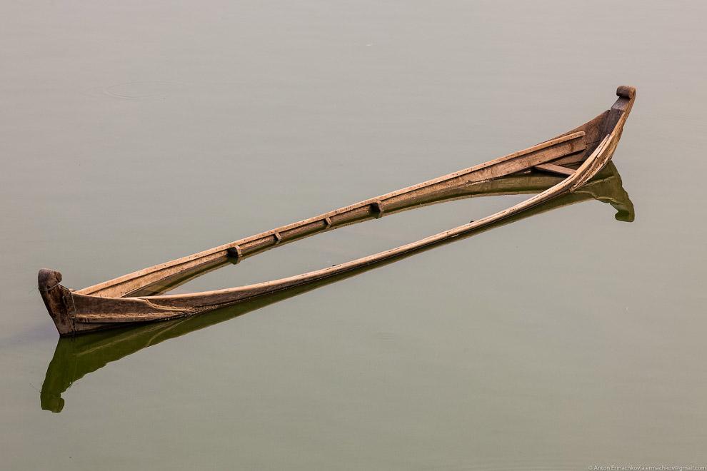 Знаменитый мост U Bein