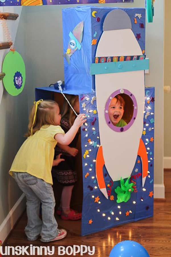 (используются космическая вечеринка для детей своими руками дома читают