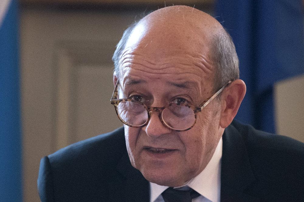 Во Франции призвали Трампа не вмешиваться во внутренние дела страны
