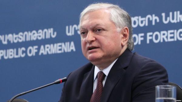 Налбандян овстрече вКракове: Армения настроена конструктивно