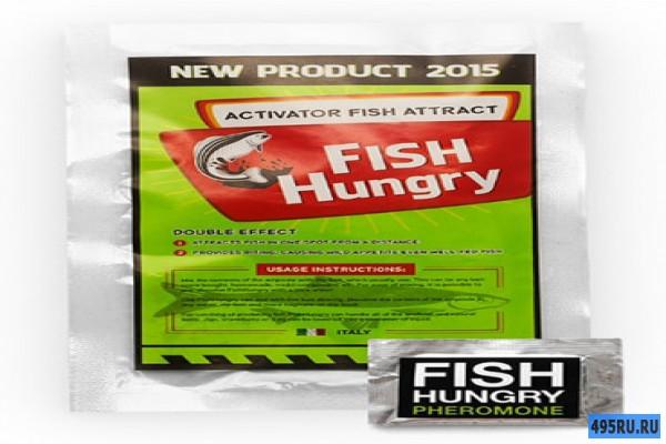новая прикормка для рыбы итальянская