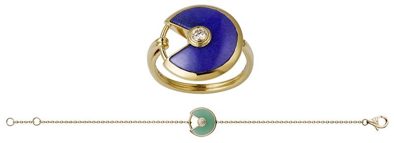Ювелирный дом Cartier обновил линию украшений Amulette de Cartier