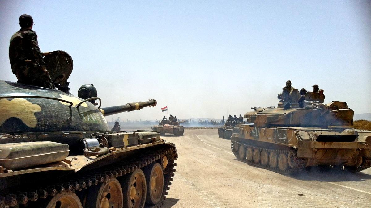 Возможно ли сирийское Дебальцево?