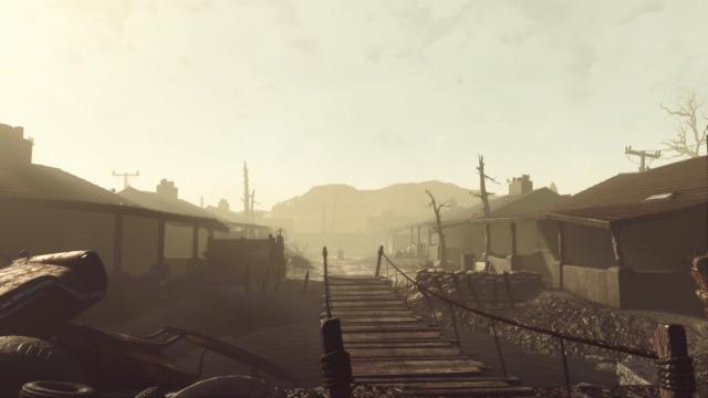 Разработчики Fallout 3 на движке Fallout 4 сообщили о заморозке проекта