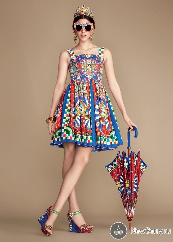 Дольче габбана одежда женская