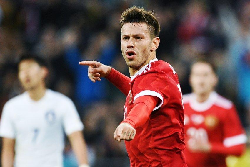 Смолов попал в список топ-100 лучших футболистов мира
