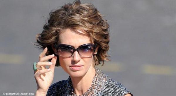 Асма аль-Асад — первая леди Сирии, жена президента Асада