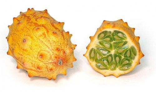Топ-25: Самые странные фрукты в мире