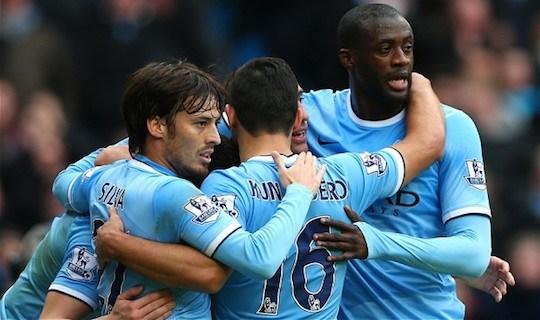 «Манчестер Сити» разгромил «Ньюкасл» в 26-м туре АПЛ