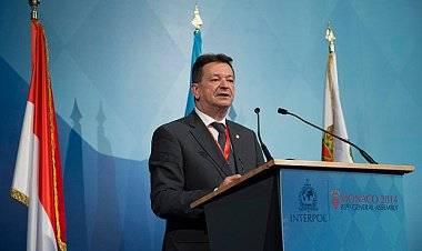 Страх перед русскими. Западные СМИ о назначении Прокопчука главой Интерпола