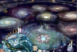 Законы равновесия Вселенной. №1
