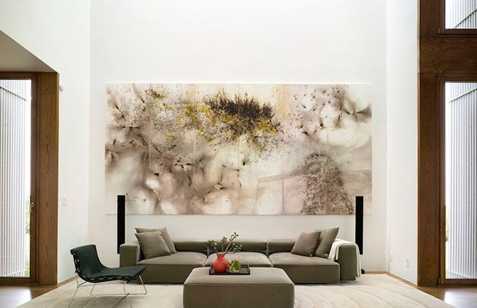 Moderne wandbilder fur wohnzimmer