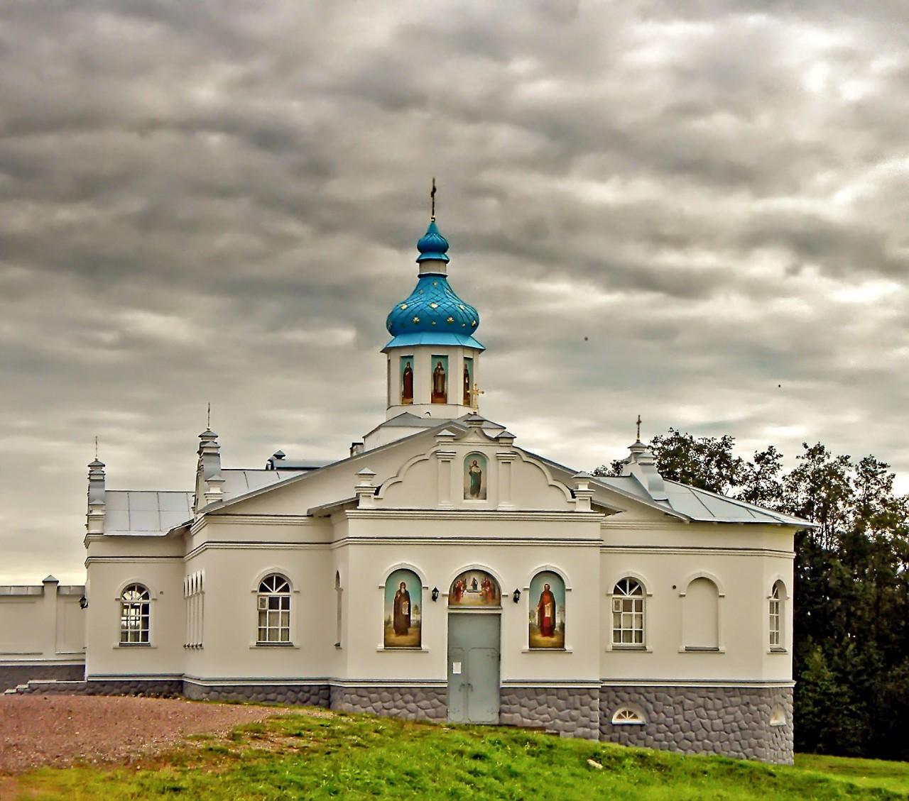 Покрово-Тервенический женский монастырь.