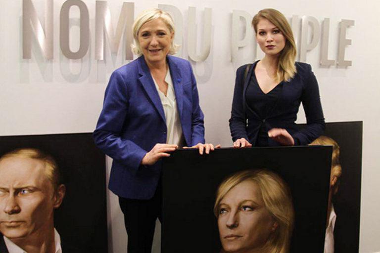 Момент истины: Марин Ле Пен и Сумасшедшие Штаты Америки
