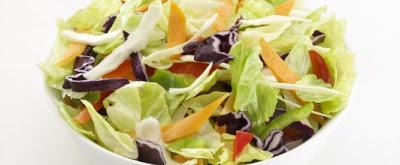 Не сложные салатики на каждый день