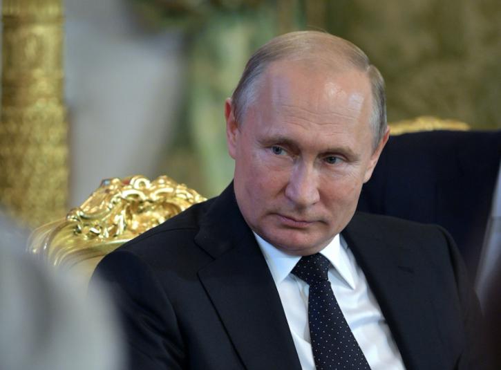 Владимир Путин назвал условие сохранения российского транзита газа через Украину