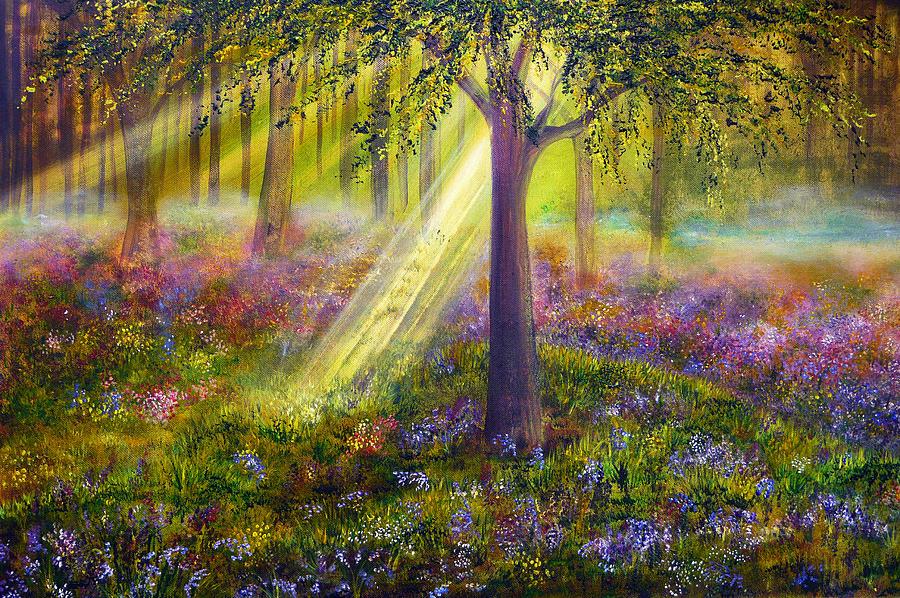 Английская художница Ann Marie Bone