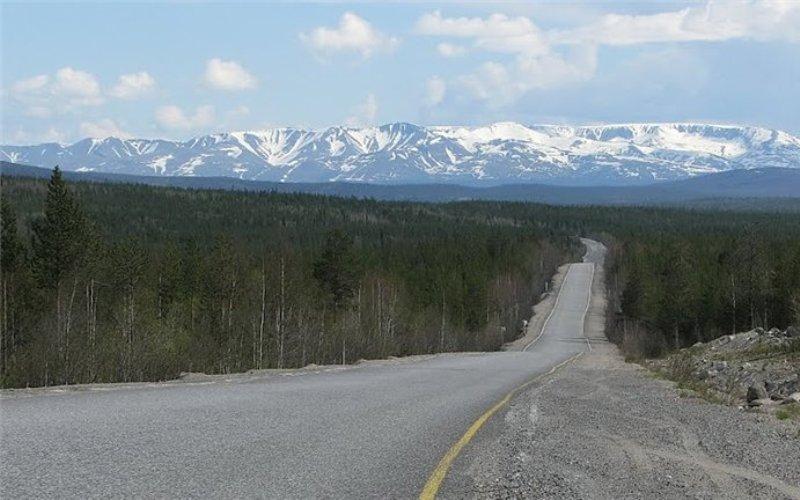 Самые живописные дороги нашей страны