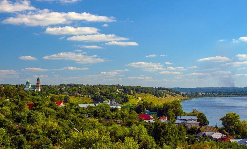 Город Касимов. Рязанская область