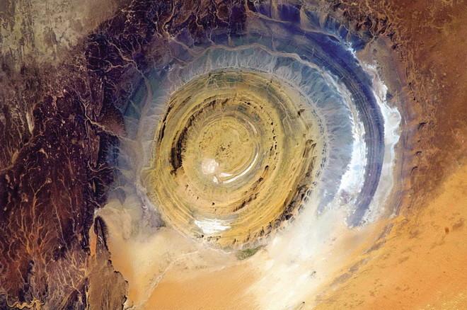 Глаз Сахары | Мир путешествий