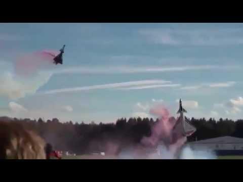 Иностранцы: «Русские лётчики – психи!» (Видео)