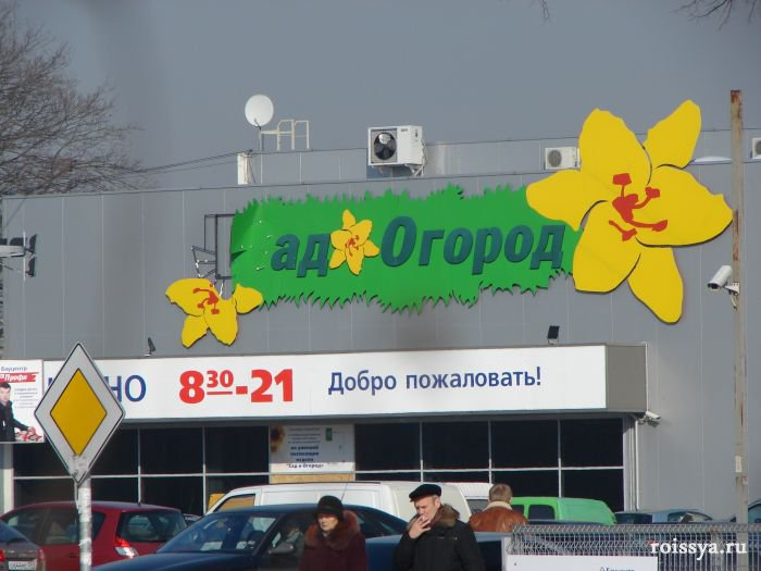 ДАЧНЫЙ СЕЗОН ОТКРЫТ )))