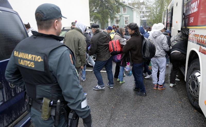 Финны грозят беженцам резервациями в Лапландии