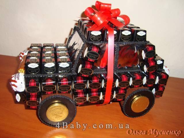 Подарки своими руками для мальчиков видео