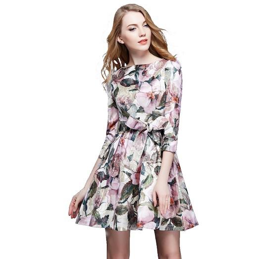 Какие весенние платья будут модными в 2016 году?