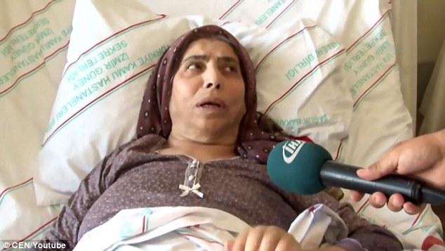 Турчанка 66 лет прожила с дв…