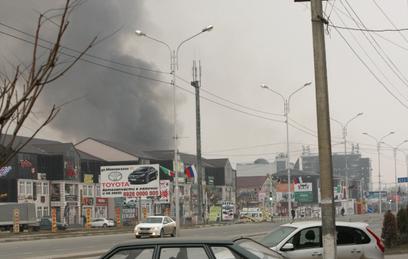 В ходе спецоперации в Грозном убиты четверо, ранен 21 человек