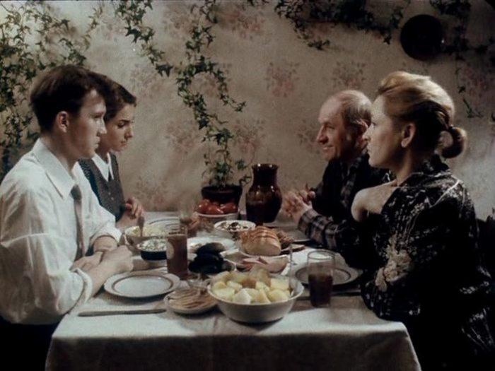 Отечественный кинематограф о любви