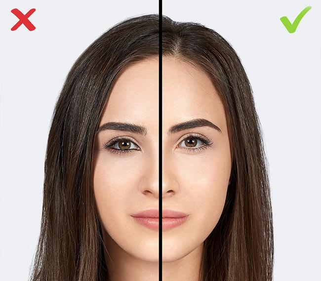10 грубых ошибок в макияже и прическе которые вас старят