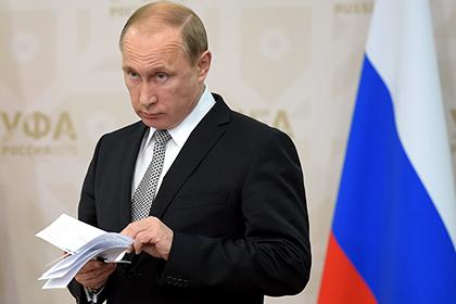 Половина россиян заподозрила окружение Путина в сокрытии от него правды