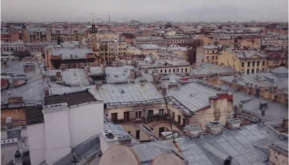 Петербург: Город-квартирник