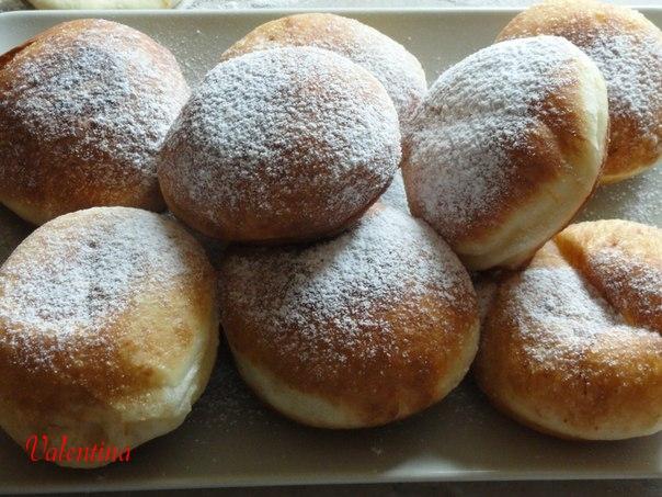 Ароматные пончики: