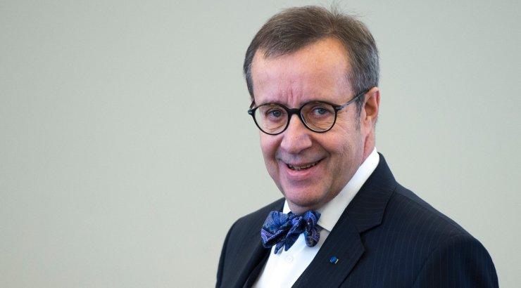 Экс президент: Эстония, как …