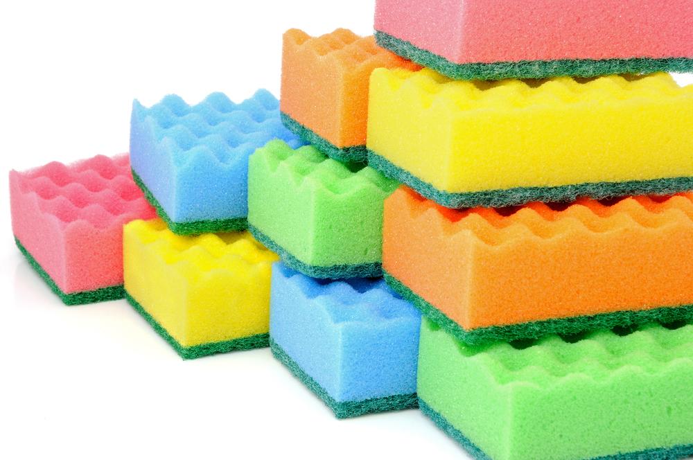 Кухонные губки – полезная мелочь или рассадник бактерий?