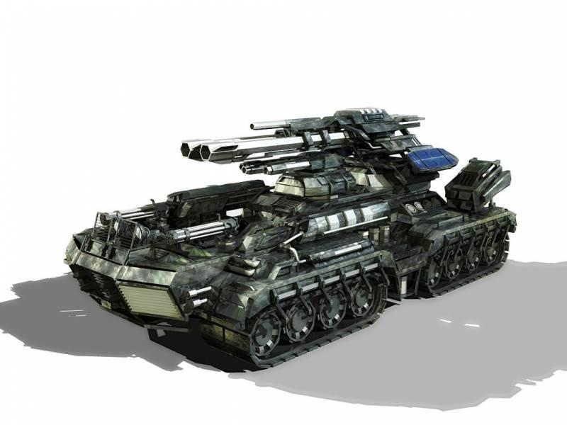 Танк-робот: возможности и перспективы