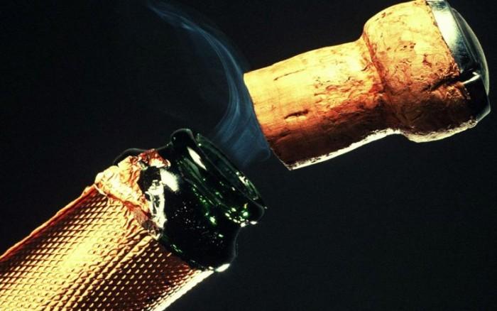 Шампанское укрепляет память
