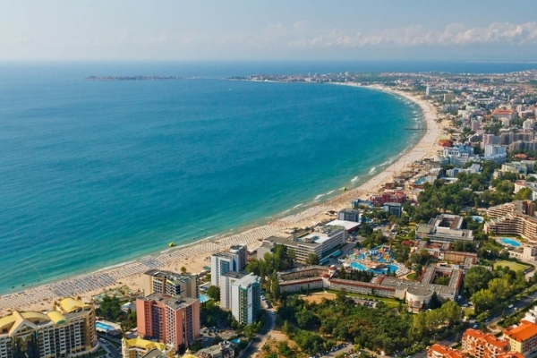 Болгария — отдых на море!
