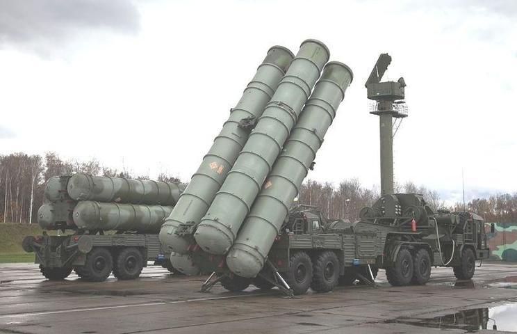 Американские журналисты оценили российский зенитный комплекс  С-400